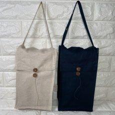 画像4: 【クチュール/雑貨】バタフライ&ビー手刺繍ティッシュ箱ホルダー (4)
